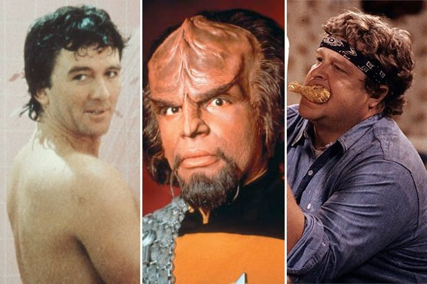 tv shows retroactive continuity changes dallas star trek roseanne