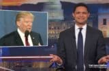 daily show trevor noah donald trump is gollum
