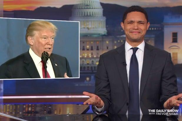 Daily Show Host Trevor Noah Its Like America Elected Gollum As