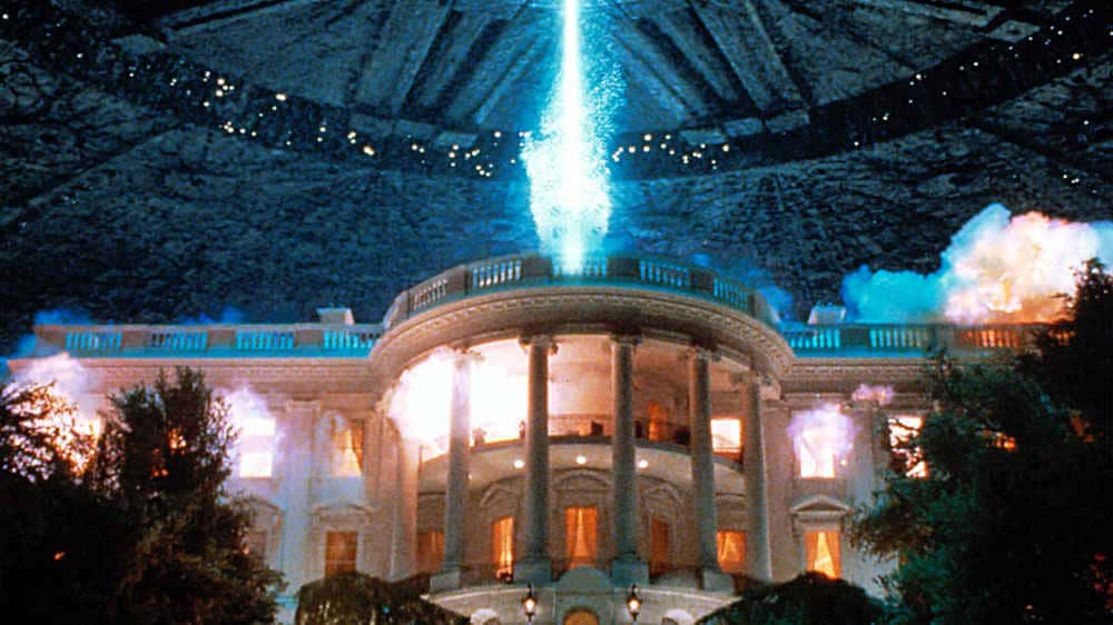 donald trump space force white house independence day
