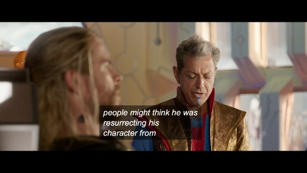 taika waititi commentary thor ragnarok earth girls are easy (3)