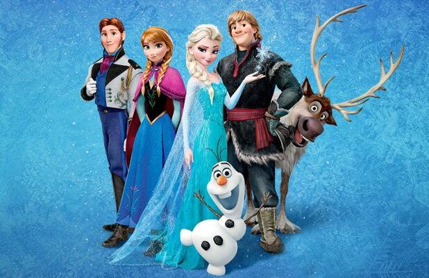 Original 'Frozen' Cast Wants to Reunite for Live Show at