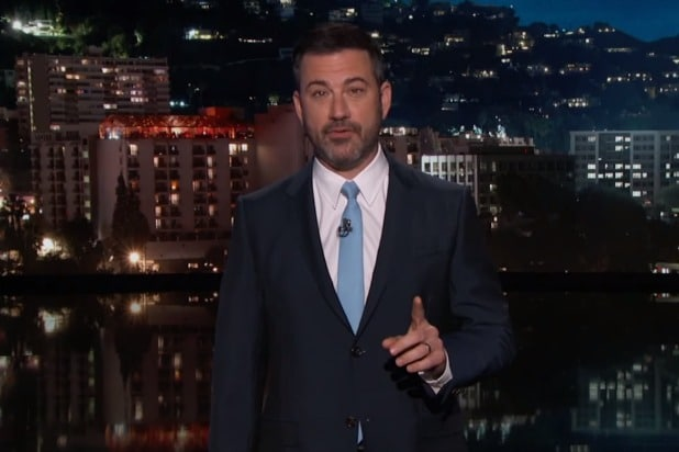 Jimmy Kimmel Wants to Talk About 'President Trump's Speech ...