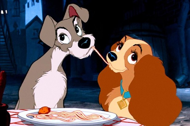 Disney Developing Live-Action Lady and the Tramp Movie