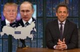 late night with seth meyers donald trump vladimir putin DO NOT CONGRATULATE