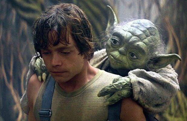 Weird Yoda Pictures 7