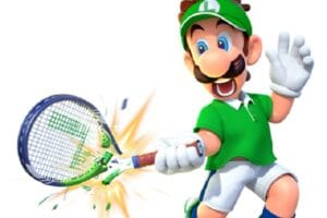 Mario Tennis Aces Nintendo Luigi Penis