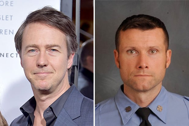 edward norton motherless brooklyn nyfd firefighter