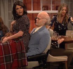 snl bill hader cecily strong sex game night scooter