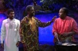 snl sterling k brown black panther
