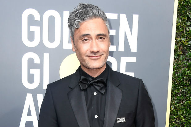 taika waititi james gunn jojo rabbit adolf hitler