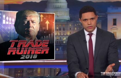 Stephen Colbert's Monologue Derailed by Sam Nunberg's Meltdown