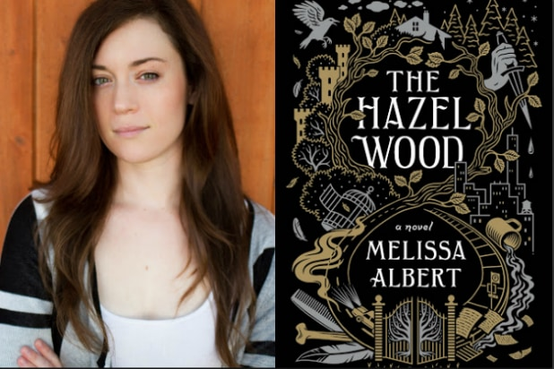 Ashleigh Powell The Hazel Wood