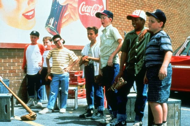 The Sandlot' Turns 25: From Smalls to Squints, Where Are