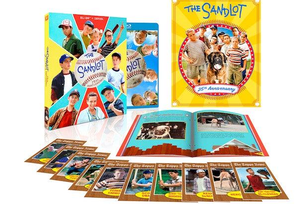 The Sandlot 25th Anniversary DVD