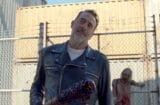 the walking dead what is negan planning with the zombie blood weapons