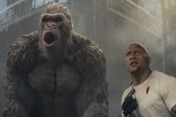 video game movies ranked rampage