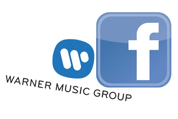 Facebook agrees major new deal with Warner Music