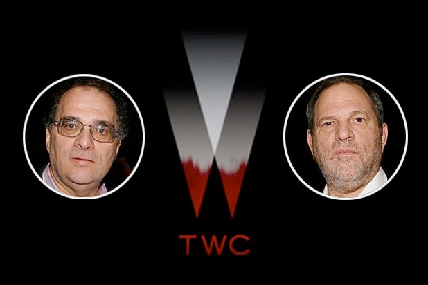 weinstein company bob harvey weinstein