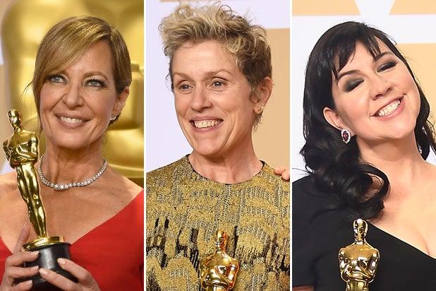 women oscar winners janney mcdormand anderson-lopez