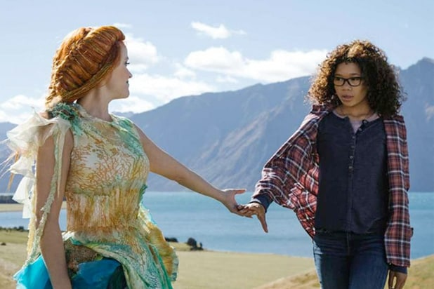 'Wrinkle in Time' is a powerful story of family
