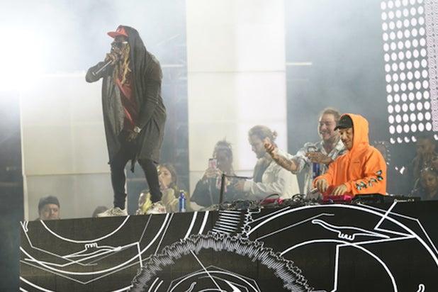 Lil Wayne, Diplo