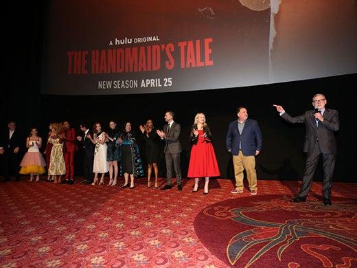 Handmaid's Tale cast