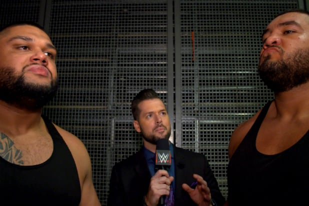 Authors of Pain - WWE