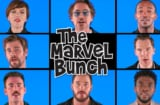 Avengers Infinity War The Marvel Bunch Jimmy Fallon