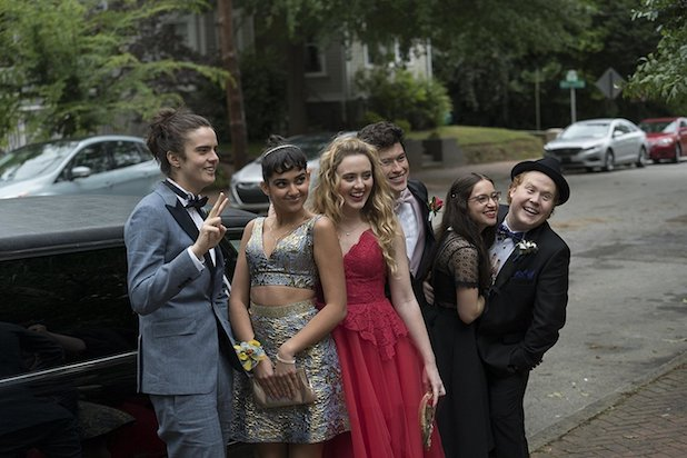 Prom Night Hook up meilleur Dating App Brasil