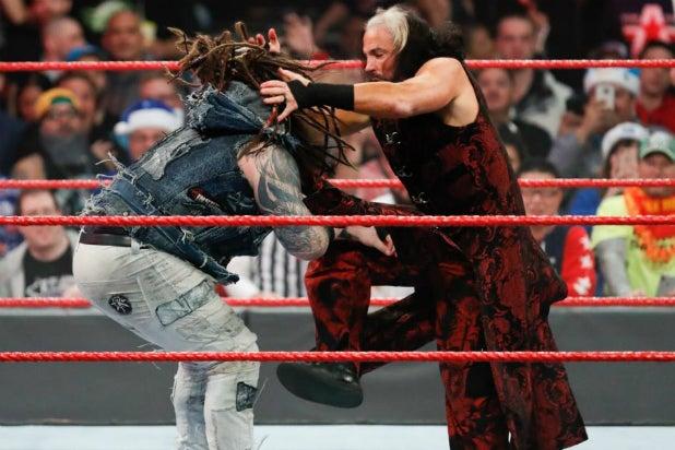 Bray Wyatt and Matt Hardy - WWE