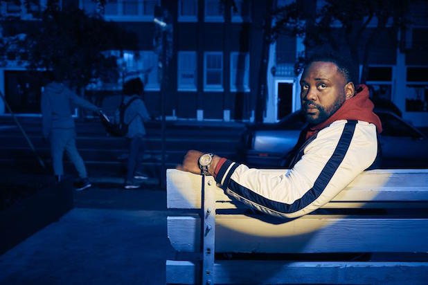 ATLANTA -- Pictured: Brian Tyree Henry as Alfred Miles. CR: Matthias Clamer/FX