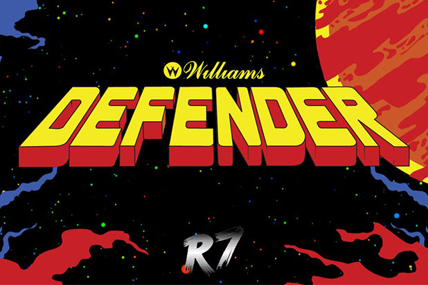 Defender Video Game