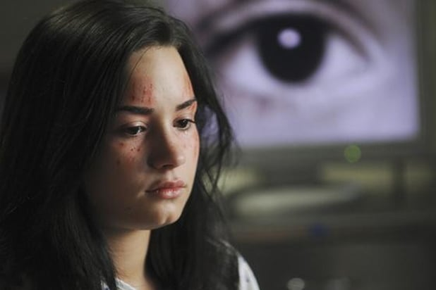 Demi Lovato in Grey's Anatomy
