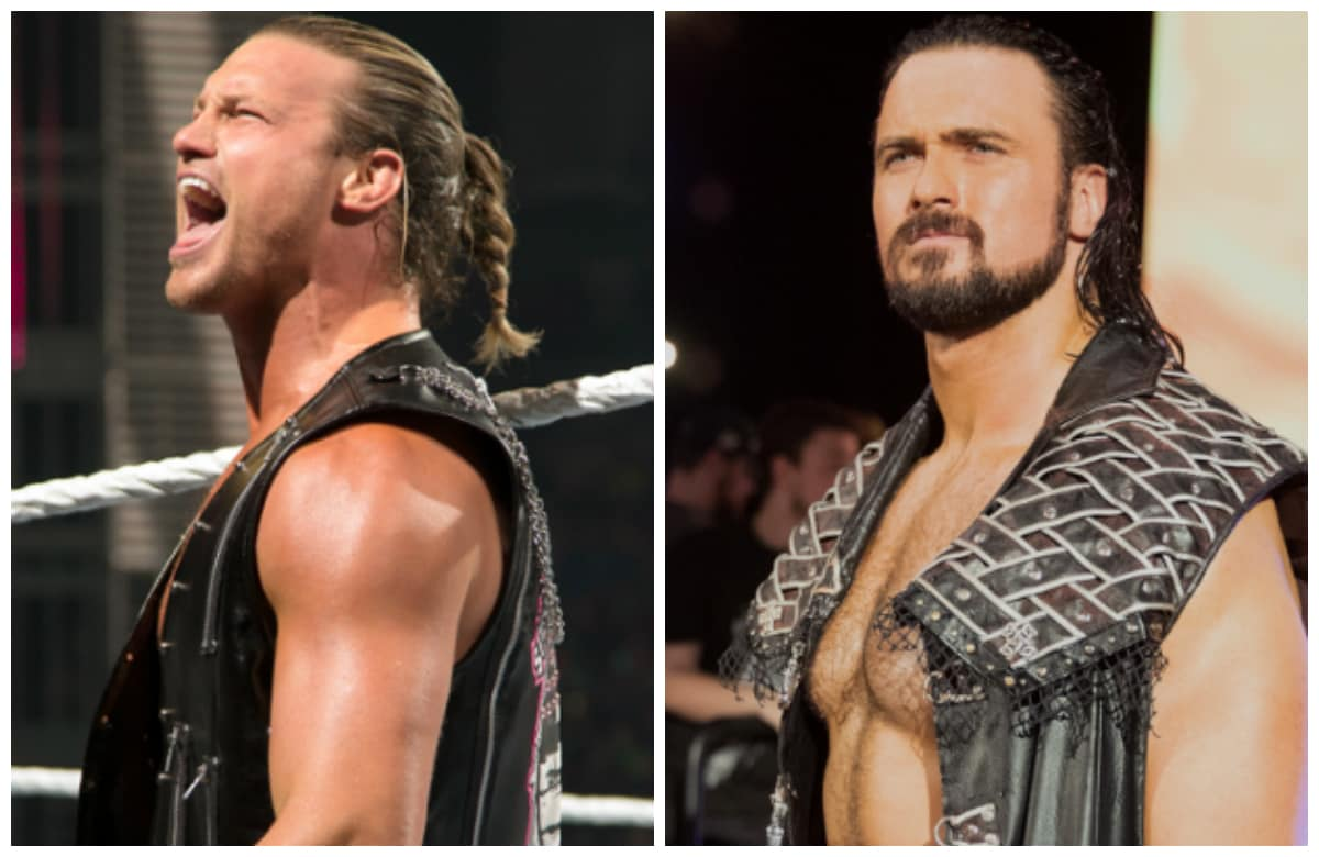 Dolph Ziggler and Drew McIntyre