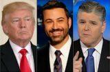 Donald Trump Jimmy Kimmel Sean Hannity
