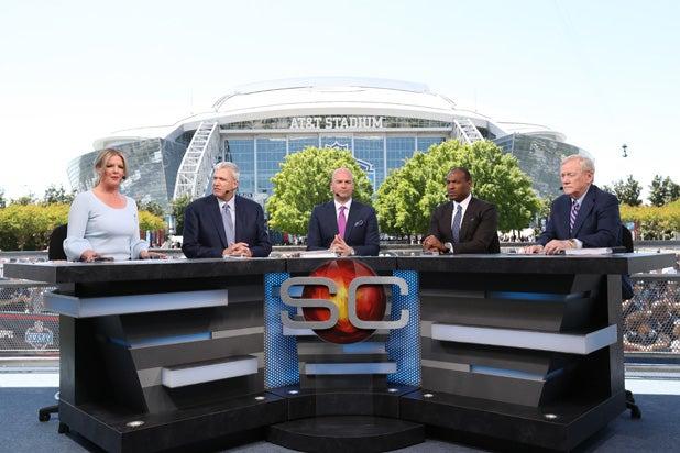 ESPN SportsCenter NFL Draft 2018