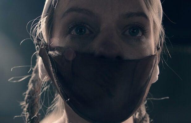 The Handmaid's Tale Elisabeth Moss