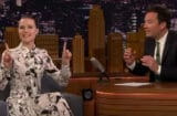 Evan Rachel Wood on 'The Tonight Show'