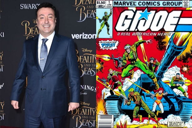 Evan Spiliotopoulos Tapped To Write Gi Joe For Paramount