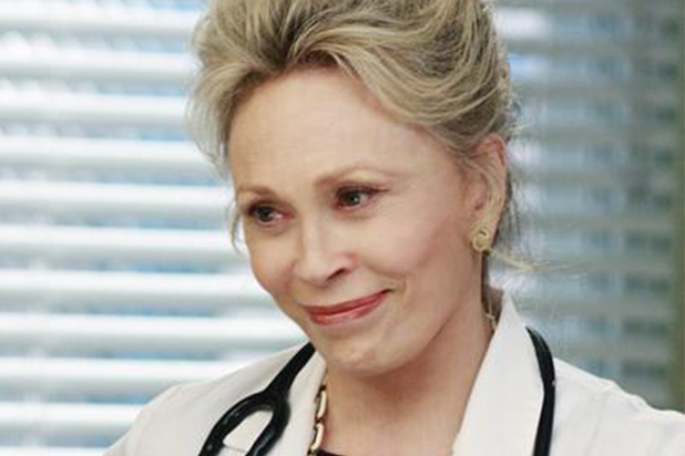 Faye Dunaway in Grey's Anatomy