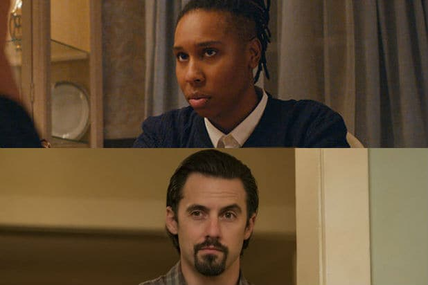 GLAAD Award Winners this Is us lena waithe