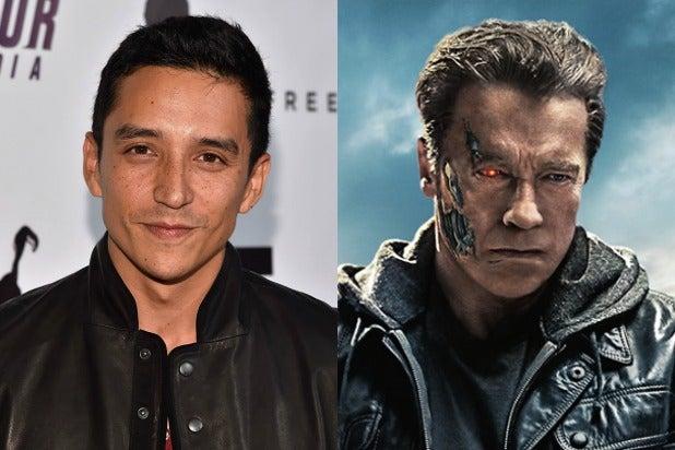 Terminator' Reboot Casts 'Ghost Rider' Star Gabriel Luna as Lead