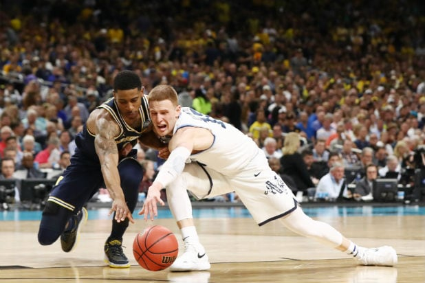 Michigan v Villanova