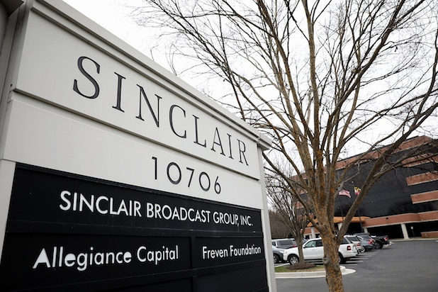 Sinclair Broadcast Group to Cut 5% of Staff Amid 'Profound Impact' From Pandemic.jpg