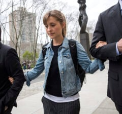 Allison Mack house arrest sex cult