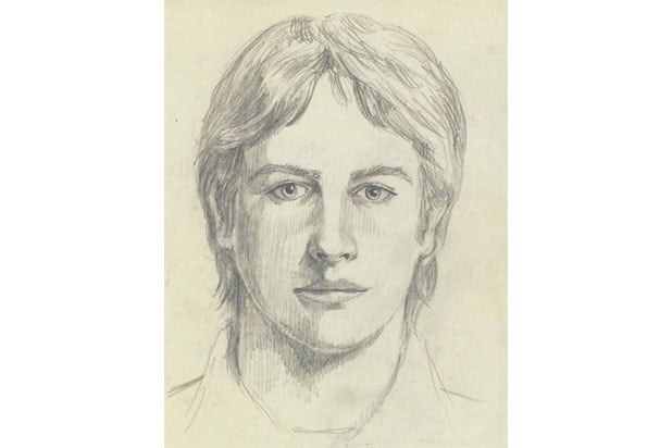 Golden State Killer sketch