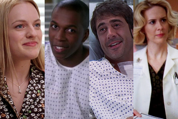 11 Stars You Probably Forgot Appeared On Grey S Anatomy Photos