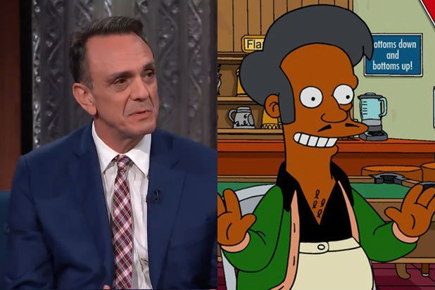 Hank Azaria would 'step aside' over Simpsons Apu criticism