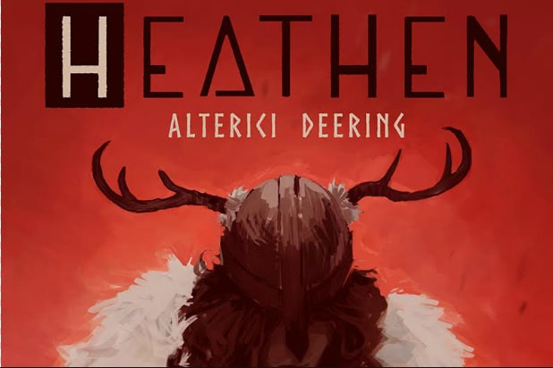 Feminist Comic Series 'Heathen' to Be Adapted for Film by